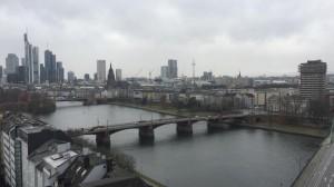 Frankfurt am Main am Mittag