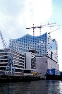 HafenCity - Elbphilharmonie