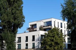 Wohnbebauung Uhlenhorst