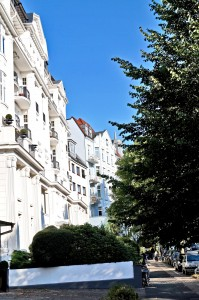 Gründerzeit Hausfassaden