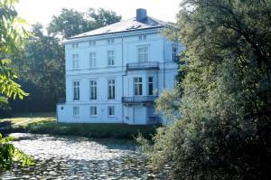 Historische Villa am Feenteich