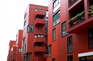 Wohnbebauung St. Pauli
